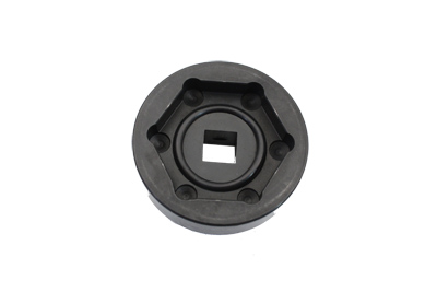 V-Twin 16-0670 - Jims 35mm Hex Fork Nut Socket Tool