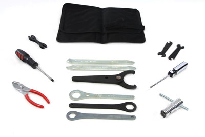 V-Twin 16-0850 - Rider Tool Kit for FLT