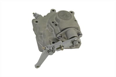 V-Twin 17-0010 - Natural Finish 4-Speed Transmission Top