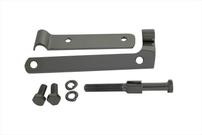 V-Twin 17-0110 - Transmission Mount Adjuster Kit Chrome