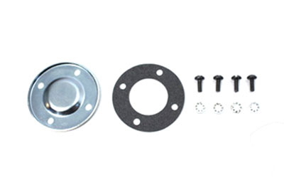 V-Twin 17-0127 - Countershaft End Cap Kit Zinc