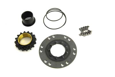 V-Twin 17-1104 - Kick Starter Ratchet Gear Kit