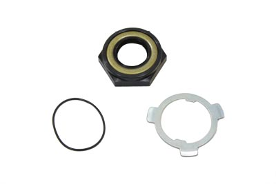 V-Twin 17-1490 - Sprocket Duo-Seal Nut and Lock Kit