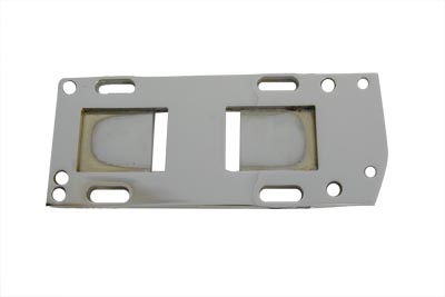 V-Twin 17-6650 - Transmission Mount Plate Chrome