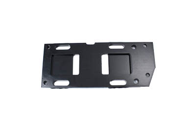 V-Twin 17-6653 - Black Transmission Mounting Plate