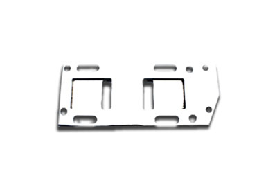 V-Twin 17-6660 - Chrome Transmission Mounting Plate