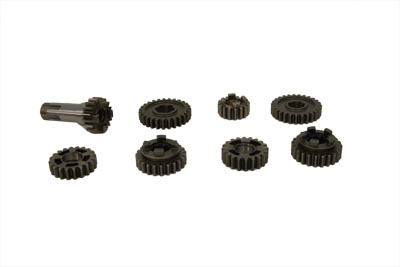 V-Twin 17-7654 - Andrews 4-Speed Gear Set for Sportster