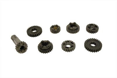 V-Twin 17-7657 - Andrews 4-Speed Gear Set for Sportster