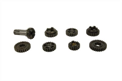 V-Twin 17-7658 - Andrews 4-Speed Gear Set for Sportster