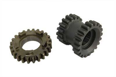 V-Twin 17-8225 - Andrews 4-Speed 1st Gear Set 2.44:1