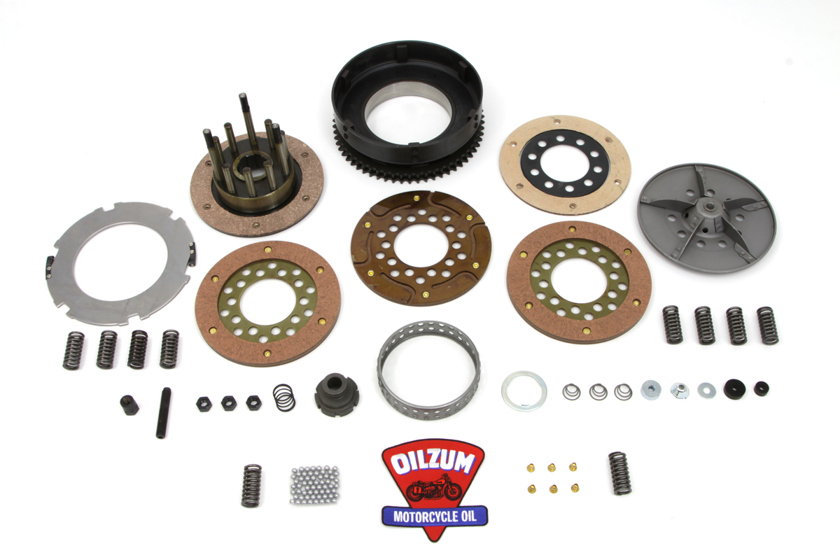 V-Twin 18-0782 - 45 Clutch Pack Kit