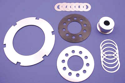 V-Twin 18-1112 - Tamer Style Clutch Hub Retainer Kit