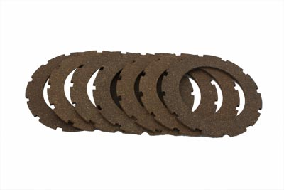 V-Twin 18-1113 - Raybestos Friction Plate Set