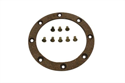 V-Twin 18-1125 - Clutch Hub Lining Disc with Rivets