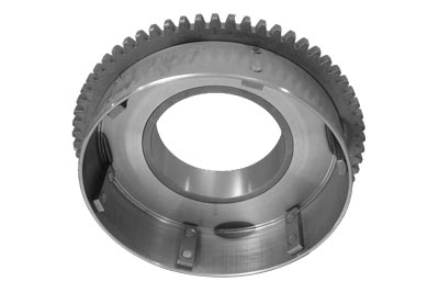 V-Twin 18-1134 - Replica Clutch Drum with Starter Gear