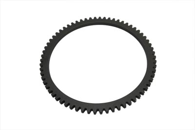 V-Twin 18-1135 - Weld-On 66 Tooth Clutch Drum Starter Ring Gear