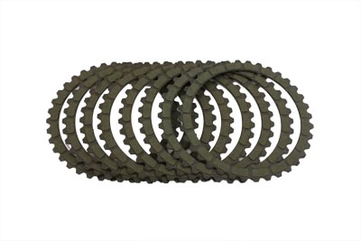 V-Twin 18-3230 - Barnett Clutch Plate Set Friction