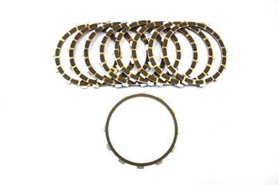 V-Twin 18-3250 - Barnett Clutch Plate Set Friction