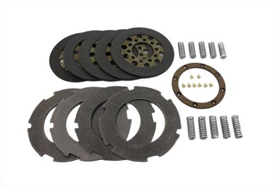V-Twin 18-3644 - Clutch Pack Kit Police Type