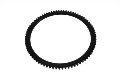 V-Twin 18-3646 - 78 Tooth Clutch Drum Starter Ring Gear Weld-On