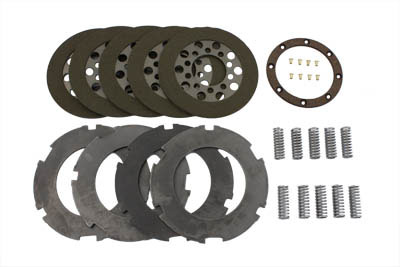 V-Twin 18-3649 - Clutch Pack with Kevlar Fiber