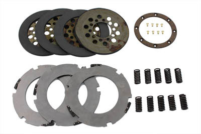 V-Twin 18-3664 - Clutch Pack Kit Police Type