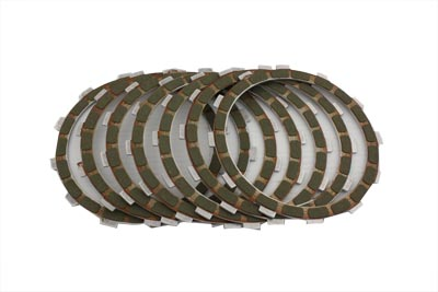 V-Twin 18-3665 - Kevlar Clutch Plate Set