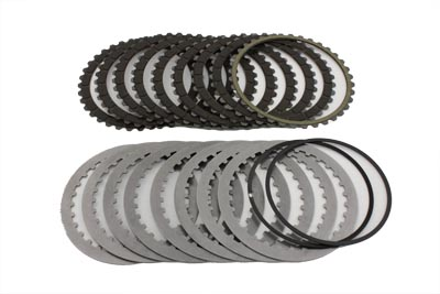 V-Twin 18-3691 - Barnett Carbon Fiber Clutch Kit