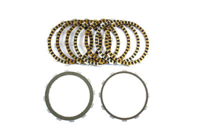 V-Twin 18-3694 - Barnett Carbon Fiber Clutch Kit