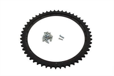 V-Twin 19-0012 - Rear Sprocket Kit 51 Tooth