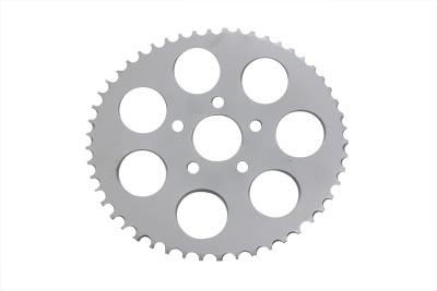 V-Twin 19-0040 - Rear Sprocket Zinc 51 Tooth