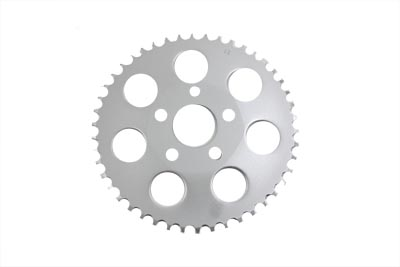 V-Twin 19-0048 - Rear Sprocket Zinc 46 Tooth