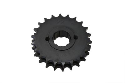 V-Twin 19-0050 - Engine Sprocket Splined 22 Tooth