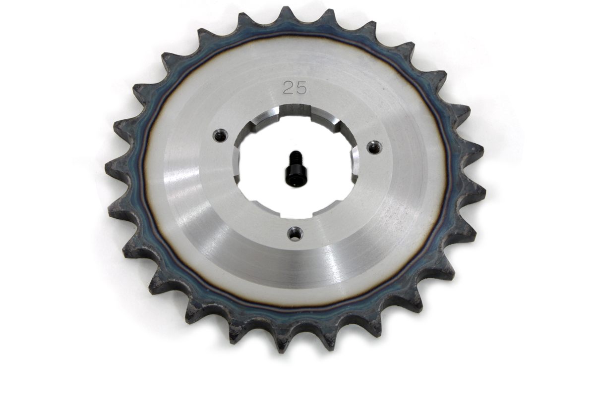 V-Twin 19-0100 - Transmission Sprocket 25 Tooth
