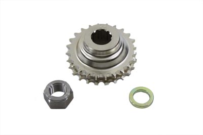 V-Twin 19-0105 - Engine Sprocket with Spline 24 Tooth
