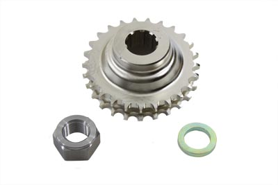 V-Twin 19-0161 - 25 Tooth Engine Sprocket with Spline