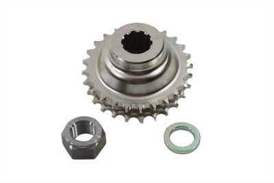 V-Twin 19-0162 - 25 Tooth Engine Sprocket with Spline