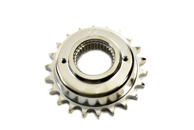 V-Twin 19-0216 - 24 Tooth Transmission Sprocket