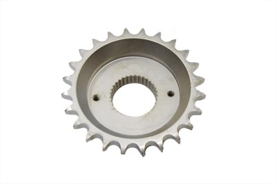V-Twin 19-0224 - 24 Tooth Transmission Sprocket