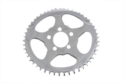 V-Twin 19-0250 - Rear Sprocket Chrome 51 Tooth