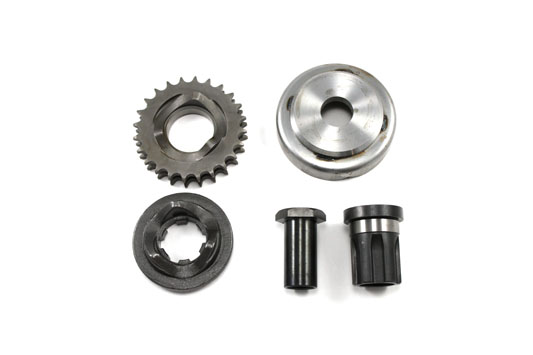 V-Twin 19-0301 - Compensator Sprocket Kit 24 Tooth