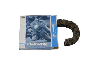 V-Twin 19-0368 - 74 Link Primary Chain