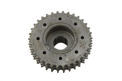 V-Twin 19-0451 - OE Engine Sprocket 34 Tooth