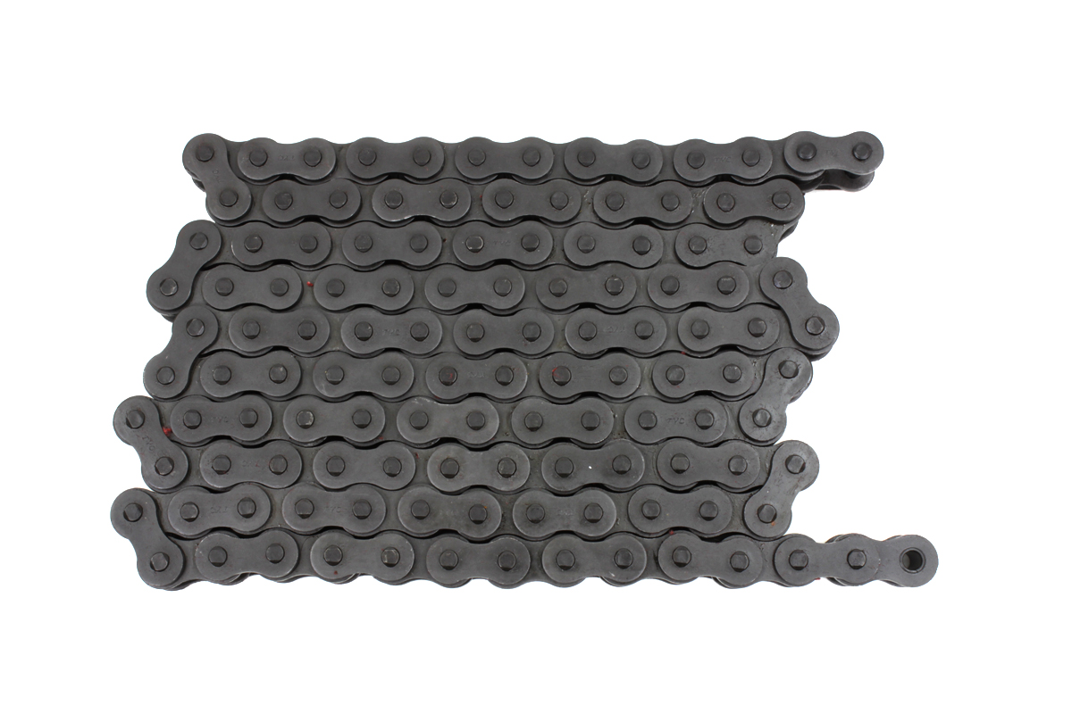 120 LINK CHAIN, PARKERIZED VTWIN 19-0726