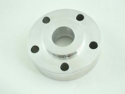 "V-Twin 20-0145 - Alloy 1"" Rear Pulley Rotor Spacer"