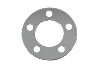 "V-Twin 20-0347 - .125"" Rear Pulley Rotor Spacer Steel"