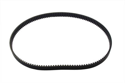 "V-Twin 20-0586 - OE 1-1/8"" Gates Rear Belt 133 Tooth"