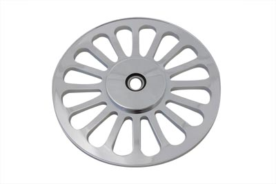 V-Twin 20-0785 - 18 Spoke Pulley Spinner