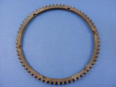 V-Twin 20-0933 - 66 Tooth BDL Starter Ring Gear 8mm and 11mm