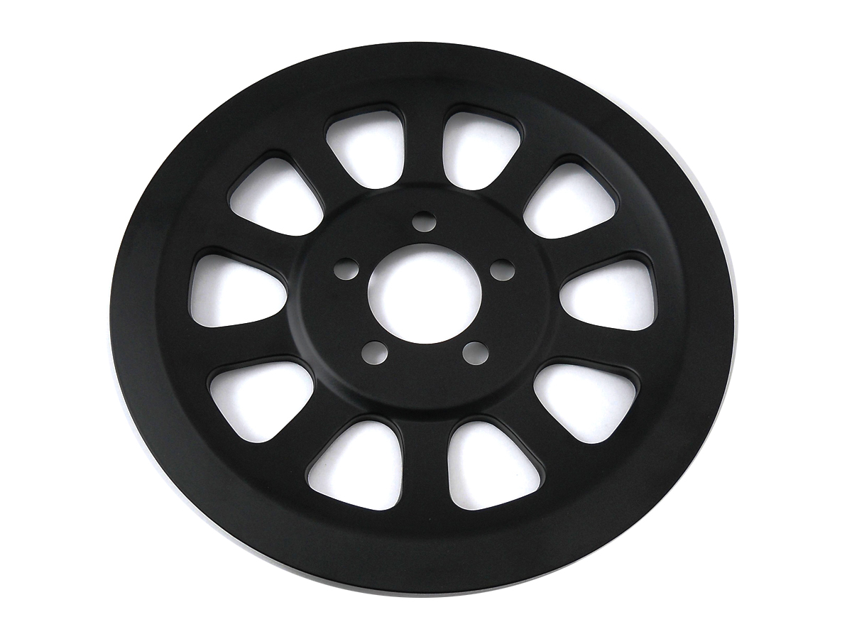 V-Twin 20-2026 - Black Pulley Cover